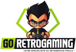 GoRetroGaming.com Logo